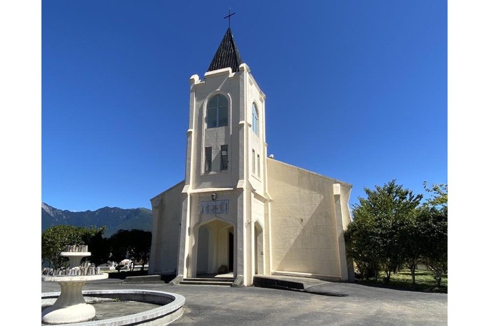 最高海拔教堂「梨山耶穌堂」決進行修復