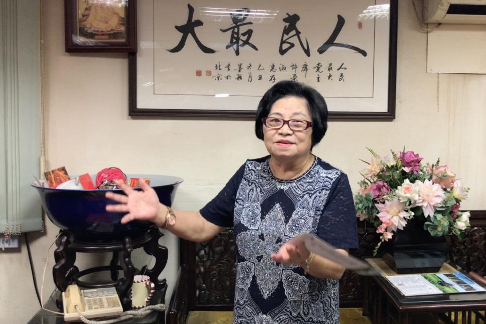 【有影】兩岸關係陷僵局 許榮淑:李登輝曾鼓勵與中國交流才對