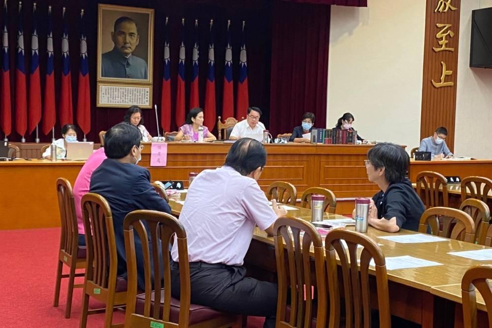 避免民進黨不排美豬議題 蔡壁如:委員會要有一個制衡的力量