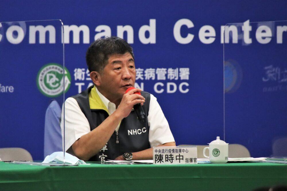 蘇揆「爬樓梯說」暗酸選台北市長  陳時中秒回:我盡量避免跌倒!