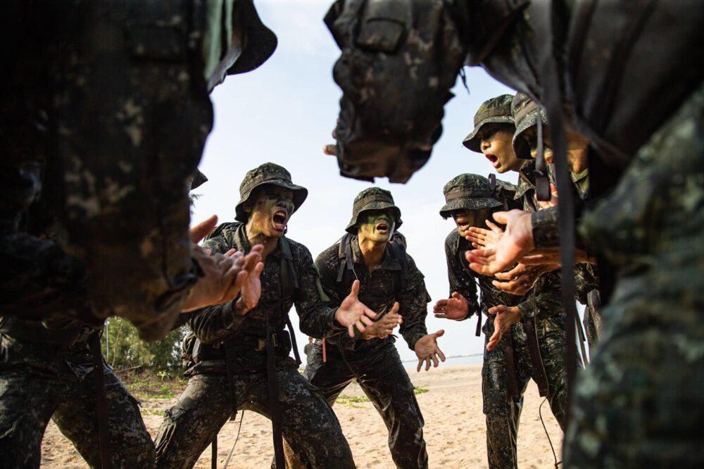 台海情勢促「教召2.0」?國防部擬明年改1年1訓 前陸軍司令嗆:台灣0戰力