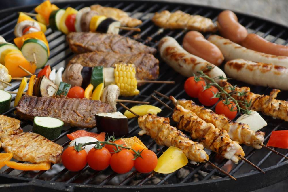 中秋烤肉就要「醬」吃!