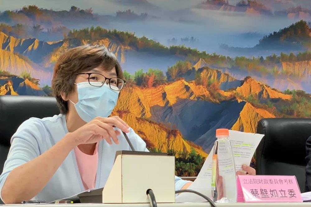 政商關係掩護傾倒事業廢棄物 蔡壁如:垃圾不分藍綠