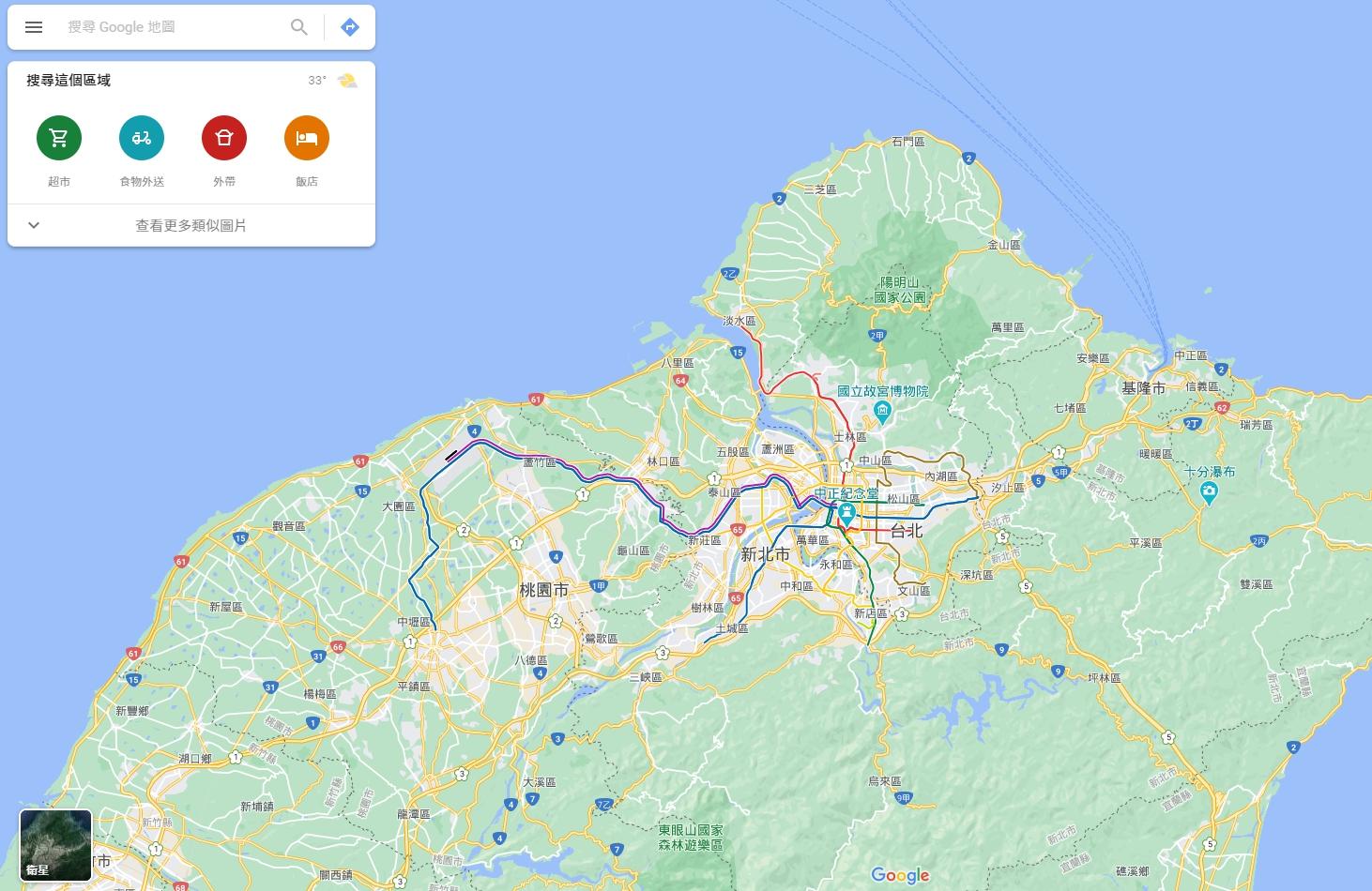 Google Maps怎能判斷交通壅塞程度?官方首度大揭密!