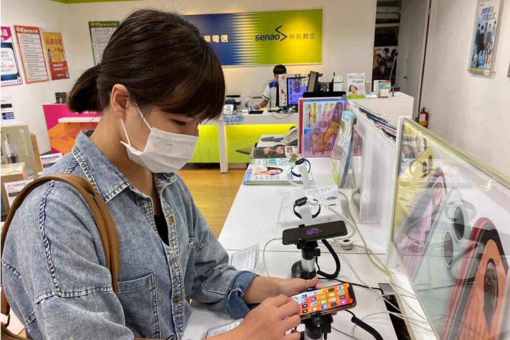 開放3分鐘全搶光! iPhone12預約超火熱 快來搶!神腦生活購物網站 天天加碼100台