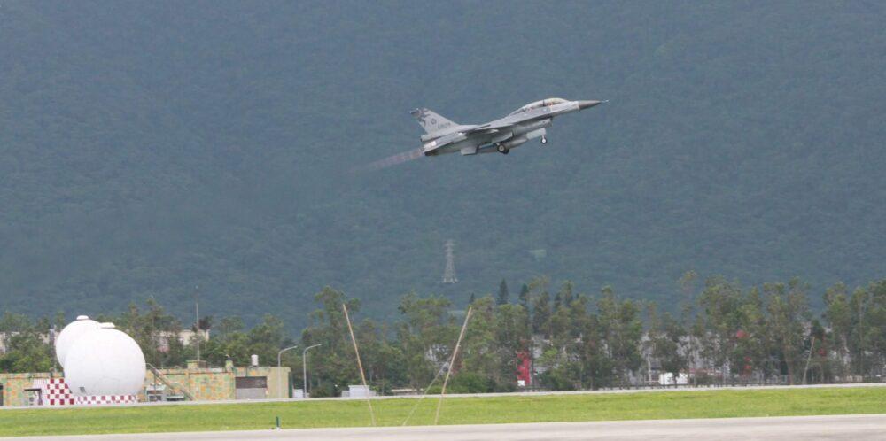 F16還在搜救/士官長基地內自戕 軍方指負責地面裝備與飛官無關