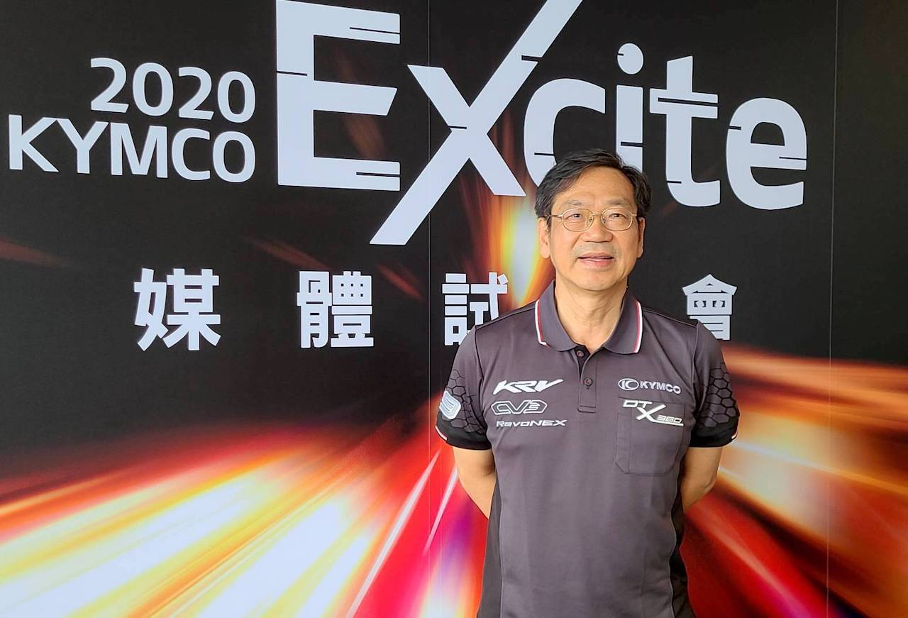 【有影】再度蟬聯台灣機車銷售冠軍 柯俊斌:今年國內總市場將第6度破百萬