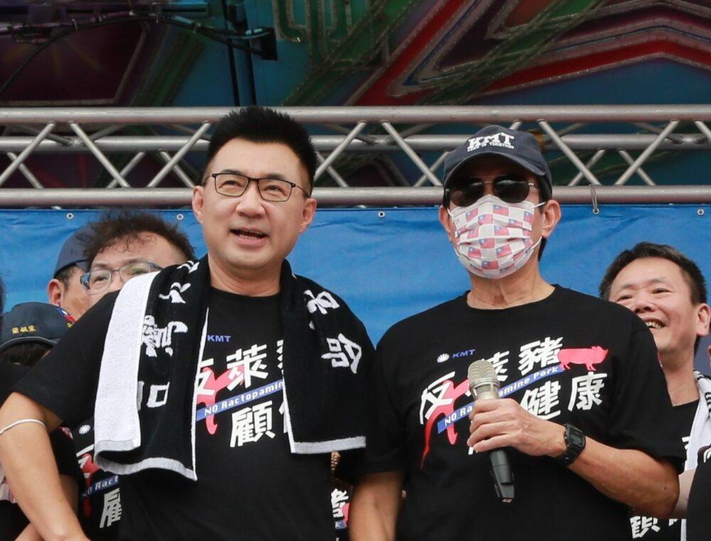 反萊豬/馬英九引10年前ECFA前例 籲蔡英文接受江啟臣辯論挑戰