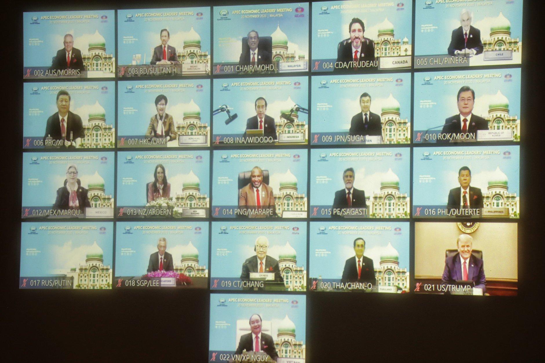 張忠謀代表參加APEC談台供應鏈 強調數位科技控制新冠疫情的重要!