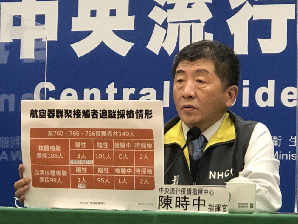 選不選台北市長?陳時中這回沒說死  一句「競選是以後的事」留想像