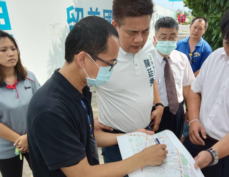 梧棲重劃區運輸需求暴增  陳廷秀成功爭取307路副線