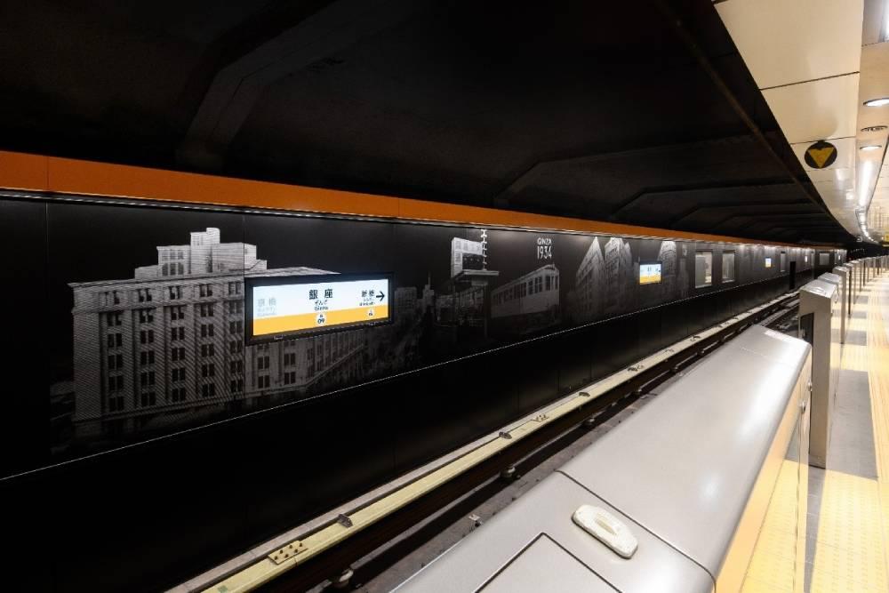 全亞洲第一條地鐵百年大翻新 日本全新銀座線搶先曝光