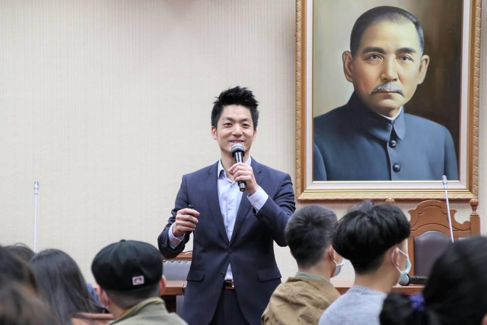 【藍蝴蝶專欄】蔣萬安皆如此,民進黨豈不敢?
