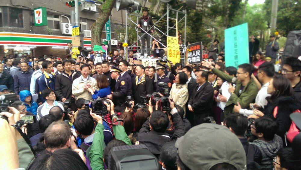 美國會暴亂蔡蘇未表態譴責 馬英九歎民進黨認知與國際天差地遠