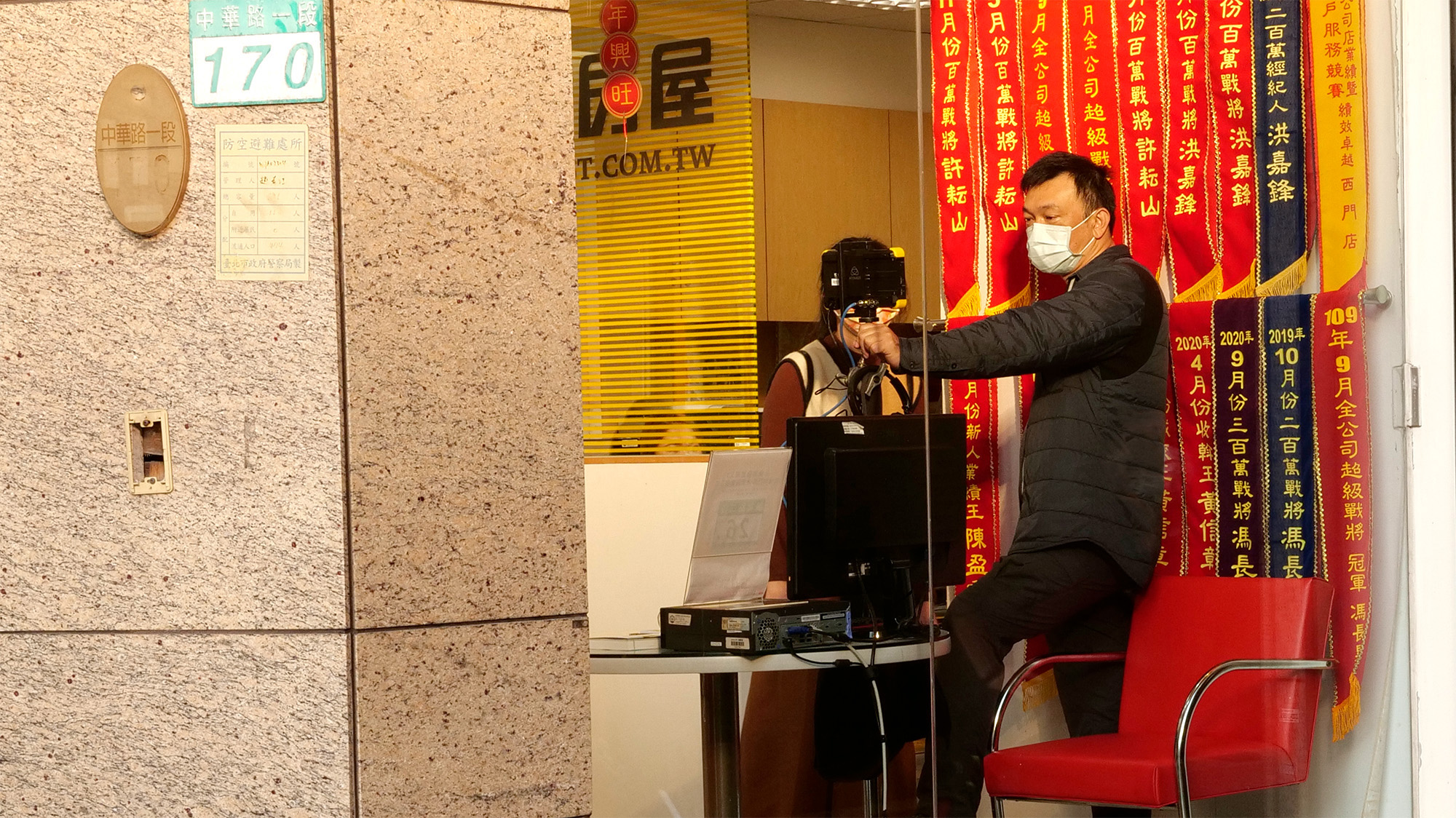 金獎導演黃信堯暖心操刀  演繹永慶房屋對轉職者的溫柔保障