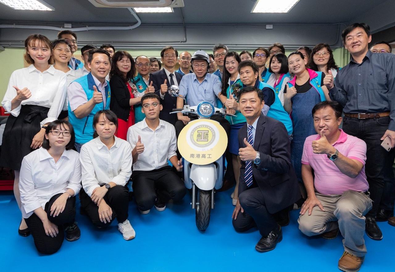 台北市恢復新購電動機車補助!未來三年都能享受 現買電車比買油車省16,000元