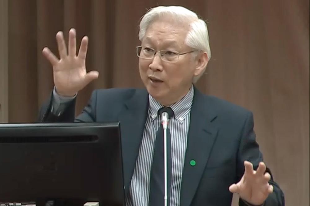 短命科技部將改名 蘇煥智:台灣不大卻是全世界「部會」最多的國家