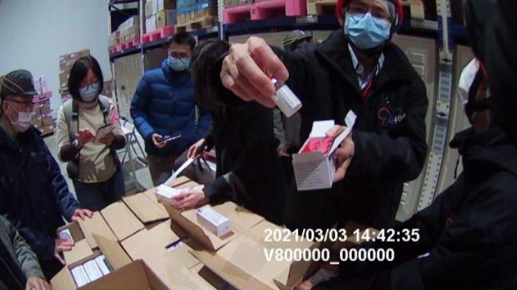 歐盟背書AZ疫苗安全   台灣22日開打也妥了!醫院、衛生局全安排好了