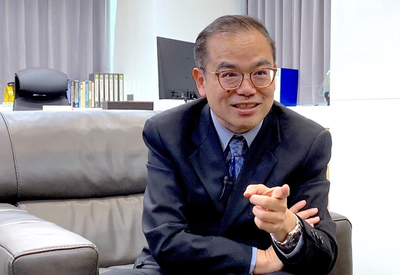 【有影】台灣難逃兩大危機 財經大師丁學文直言:錯過2021機會不再