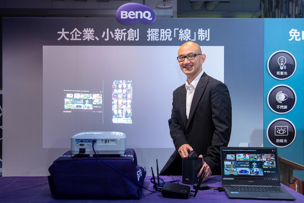 快樂科技再進化 顯示器大廠打造常態科技新生活