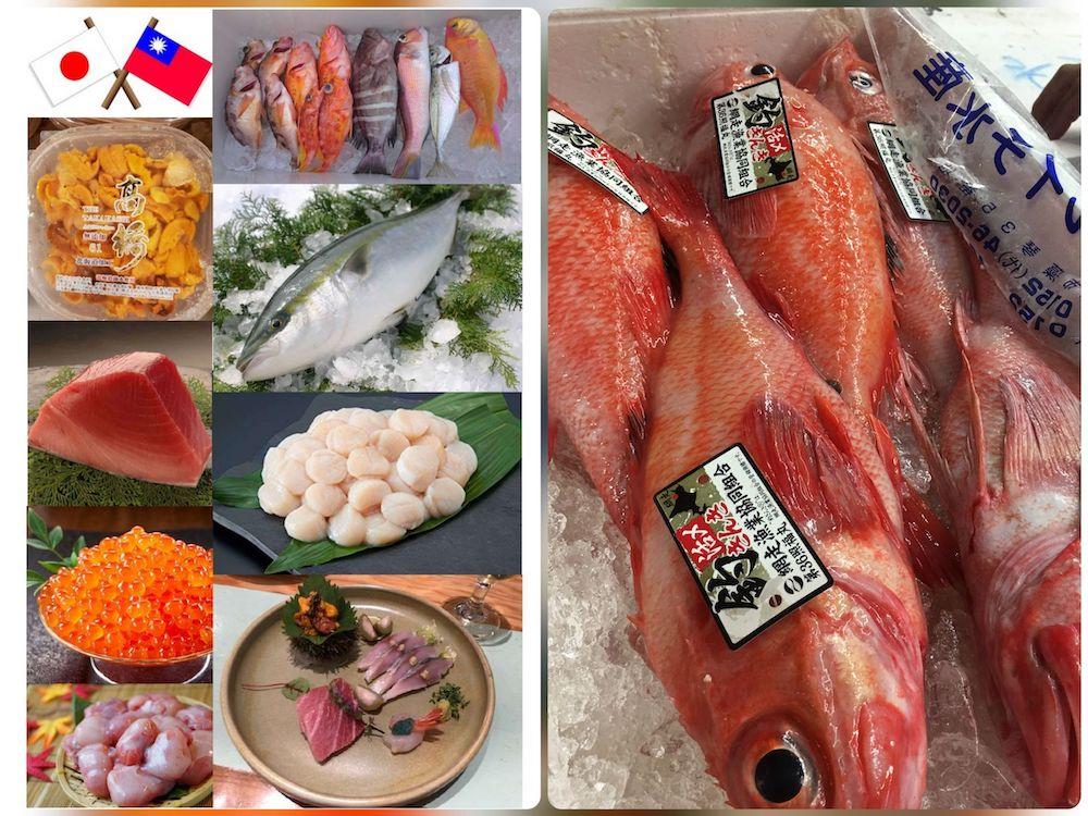 懷念的美好味道!北海道海鮮直送台灣服務即刻啟動