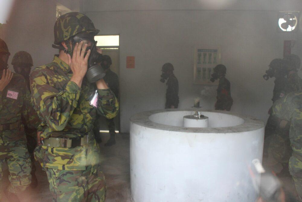 【獨家】國軍未對空汙制訂規範 專家:請戴防毒面罩演練核生化