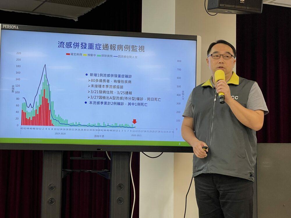 「住院短短7天死亡」台灣出現流感季首死  8旬翁沒打流感疫苗