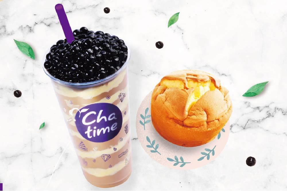 「台式午茶」風潮夯,手搖飲料業推出智能珍奶+台灣布丁蛋糕概念店,搶攻下午茶財