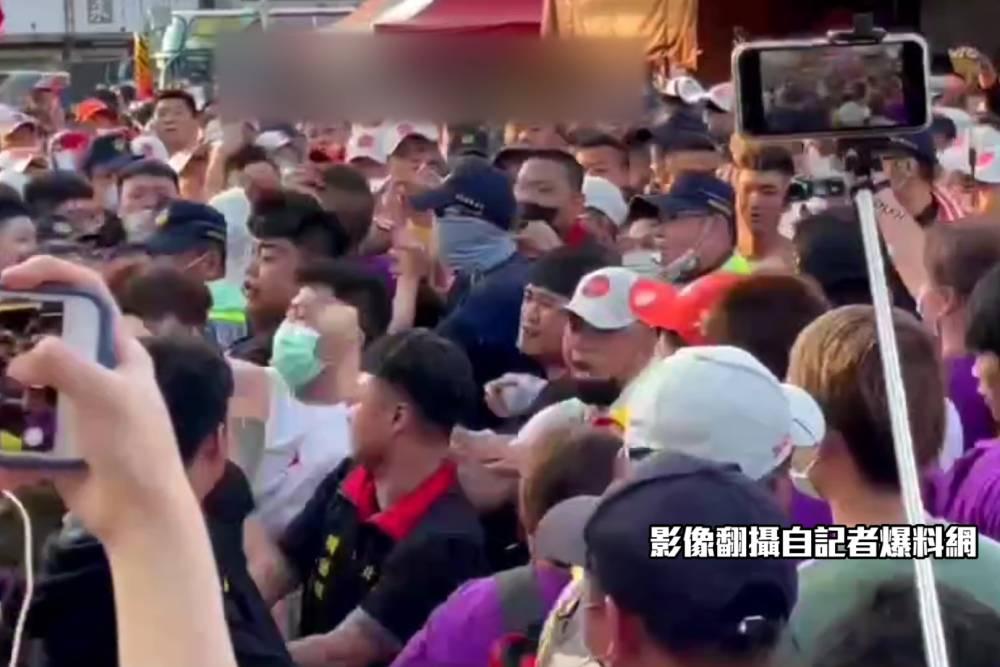 【有影】神來一手北斗拳 大甲媽祖格鬥盃彰化開打