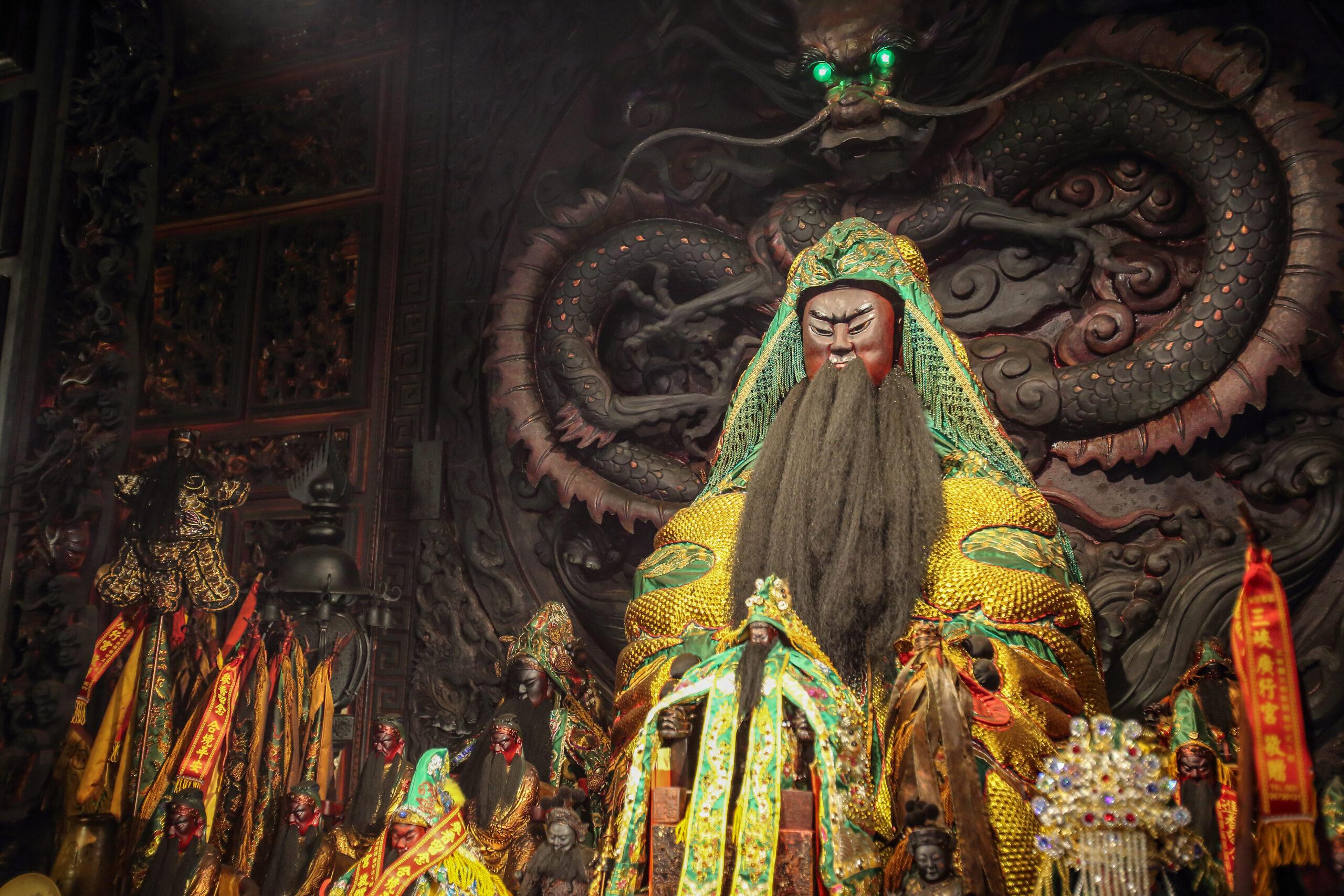 【有影】連假好去處!三峽廣行宮限定親子嘉年華 首邀POLI辦見面會