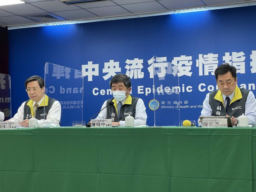 疫苗快過期!陳時中坦言「一定打不完」  再開放外交官、選手5千人