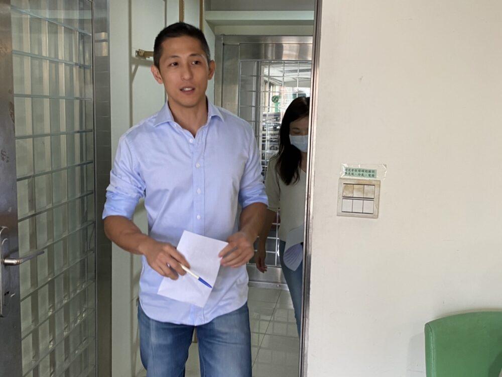 吳怡農親上火線排黑宣示改革 已鎖定5名黨員疑似違反規定