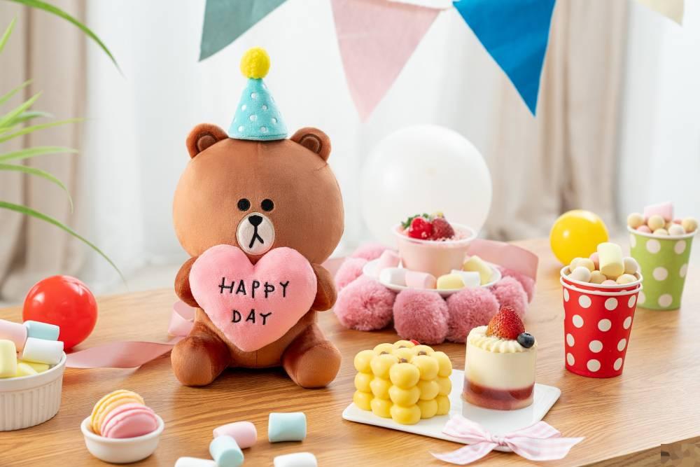 熊大過生日!超人氣IP十周年 Lulu直播處女秀與粉絲面對面慶生