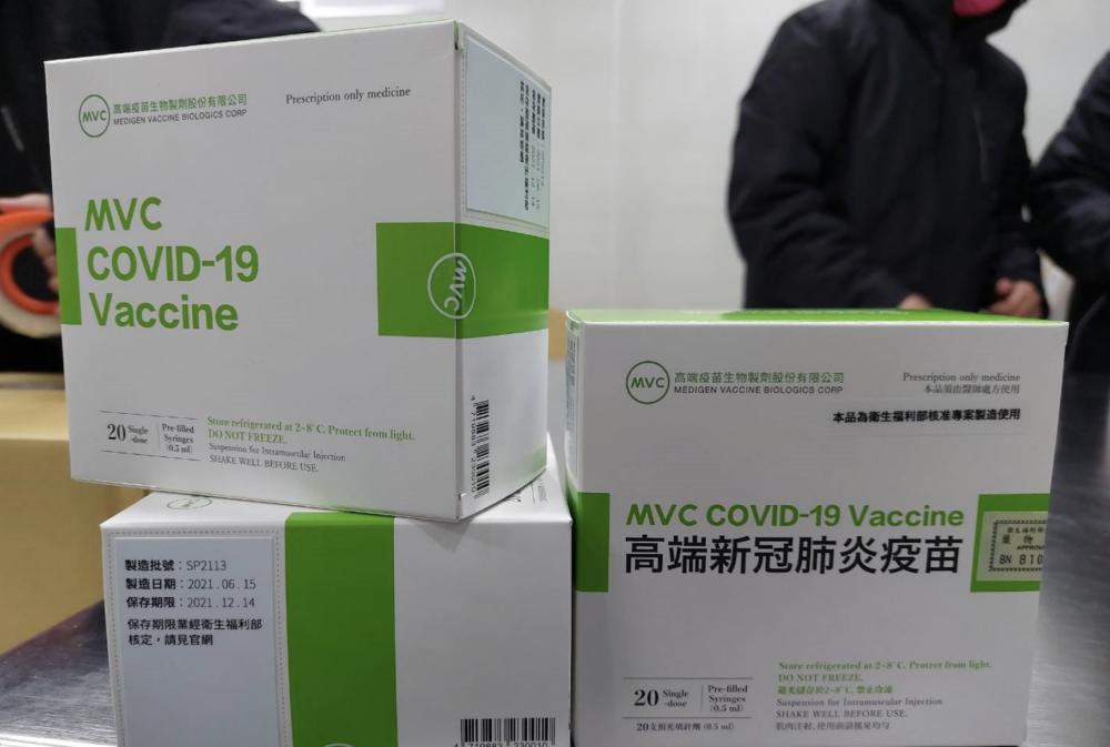沒人搶?高端備好61萬劑「預約僅滿6成5」  擬開放35歲以下接種