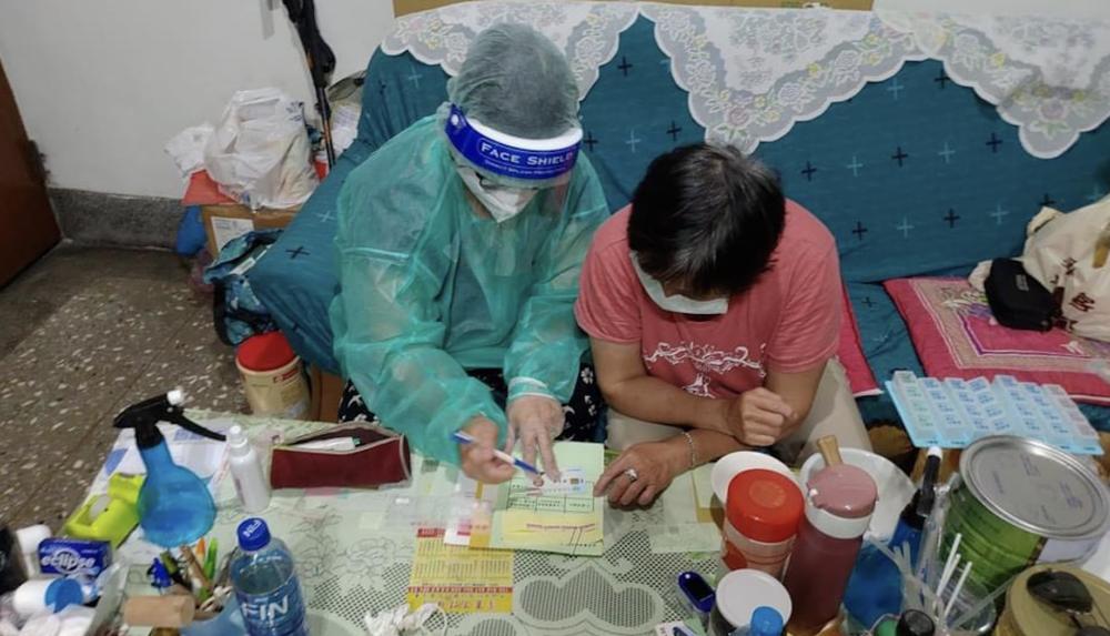 台北市「到宅施打」疫苗也行!  這一類人8/16之前都可申請