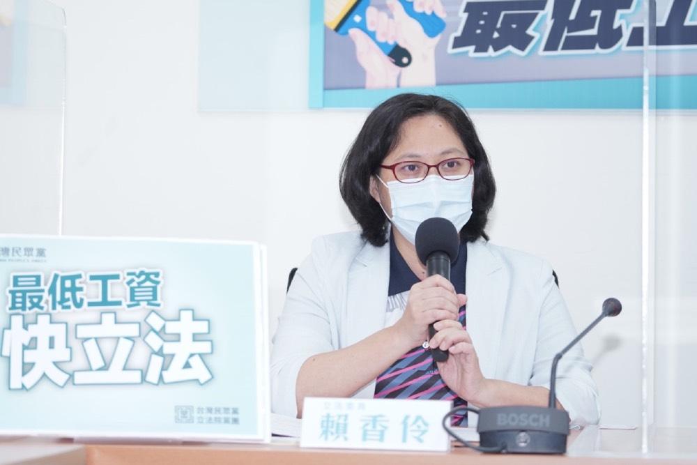 法案卡關?拖延逾2千日 民眾黨團籲速審議《最低工資法》