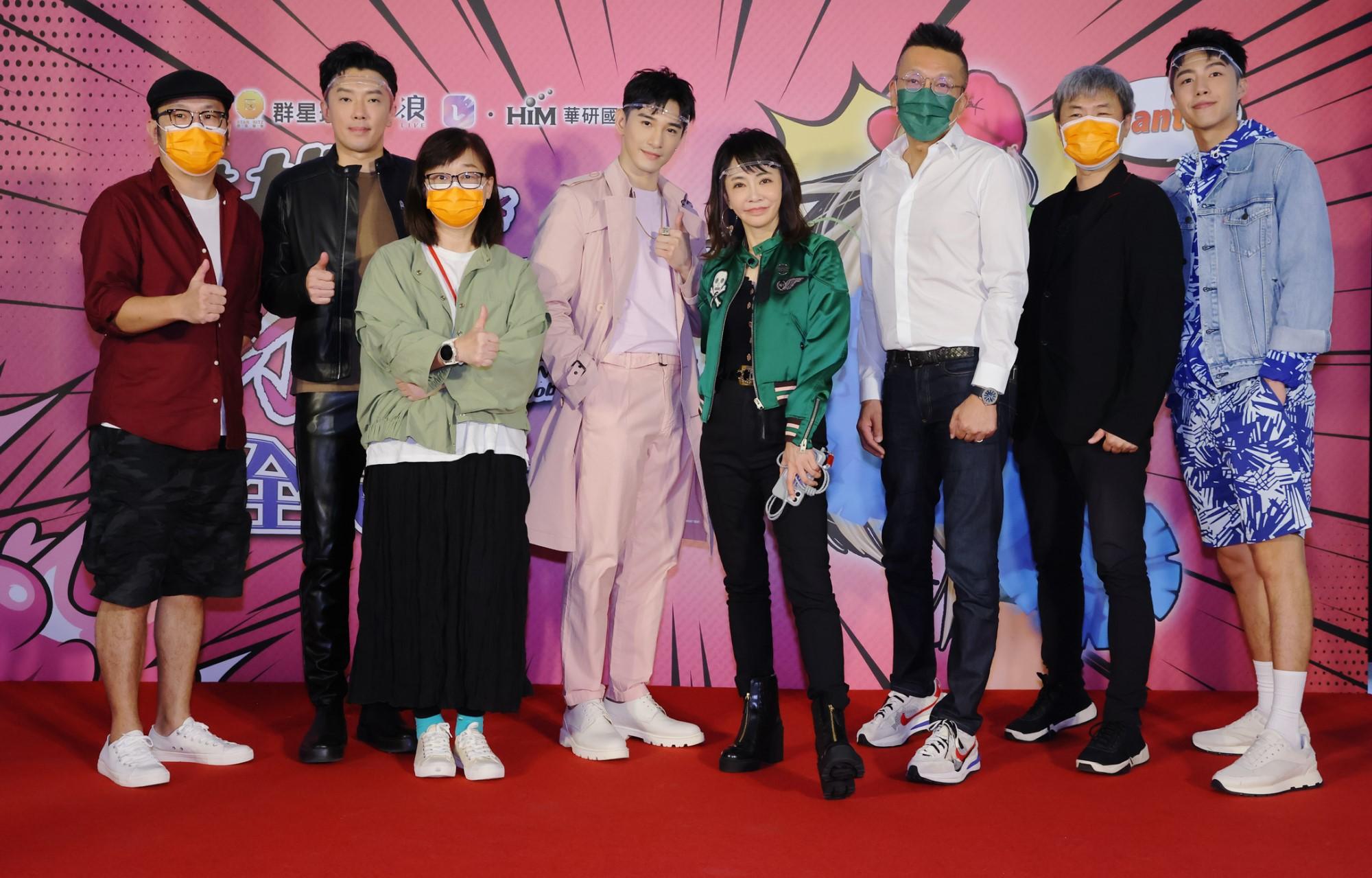 柴智屏攜手韓國製作《我的野蠻女友》20週年全球華語版 台灣首發全民大海選