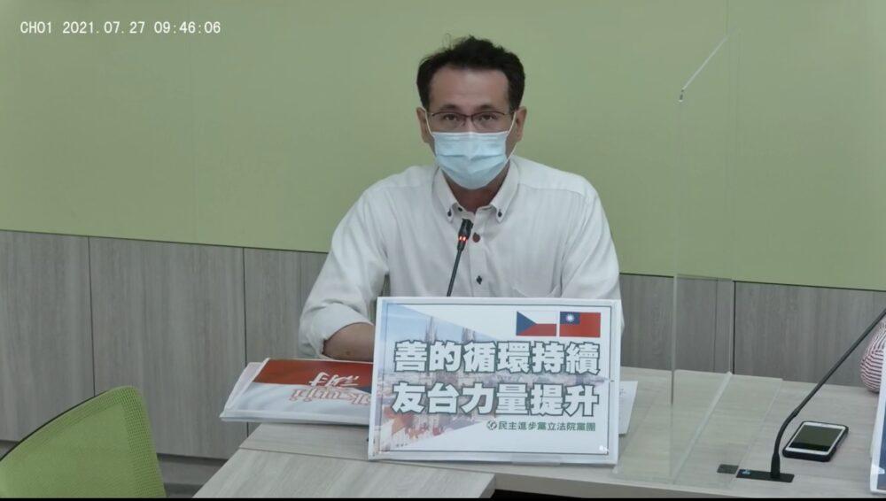 國民黨拿台灣類比阿富汗 鄭運鵬:被虐出斯德哥爾摩症候群了
