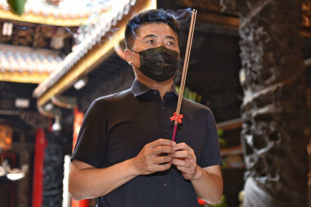 「我不是英雄」顏寬恒歸還黨職 江啟臣:這不是你自己的戰爭