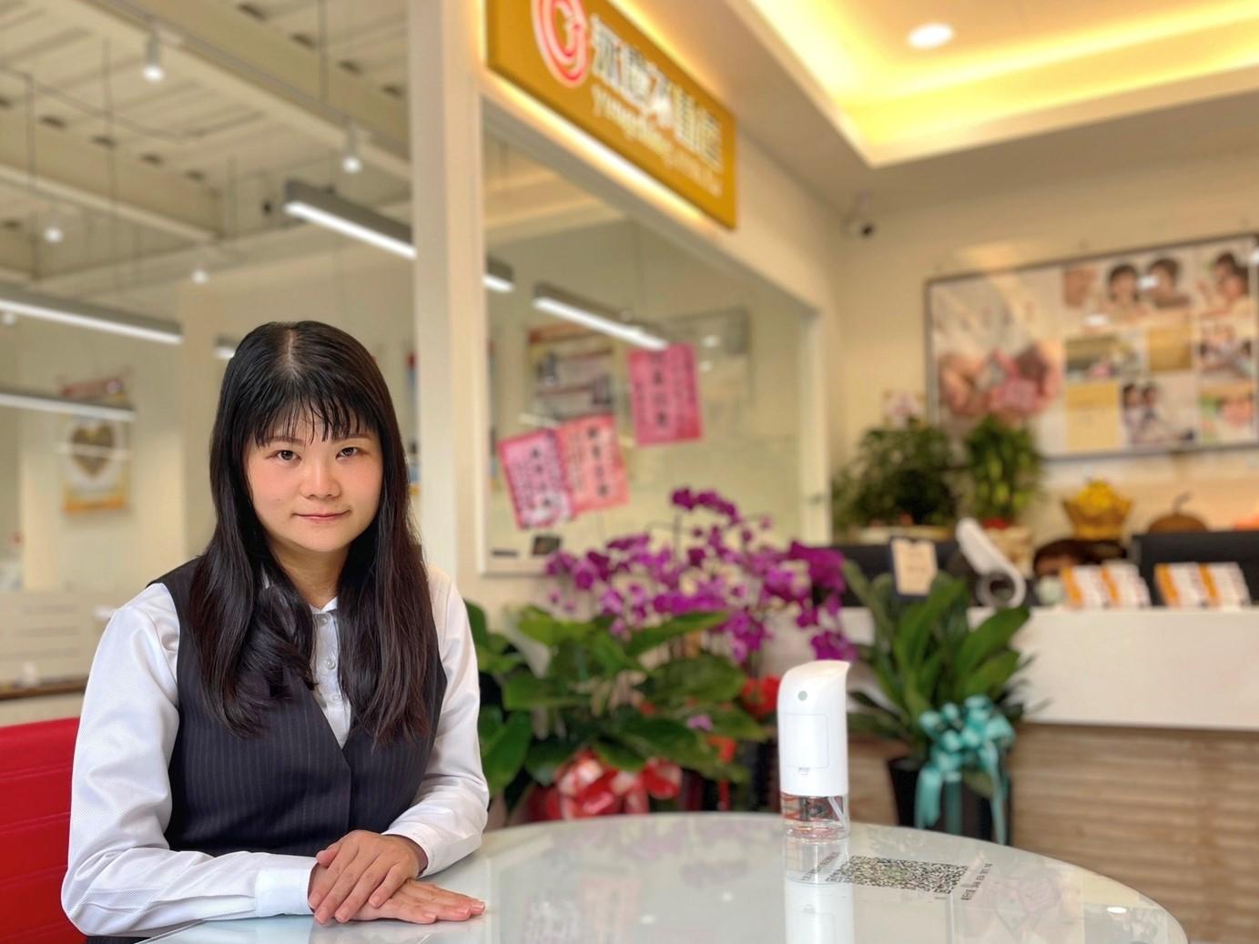 永慶不動產陳麗英勇闖一級戰區  加盟首月創近2千萬業績