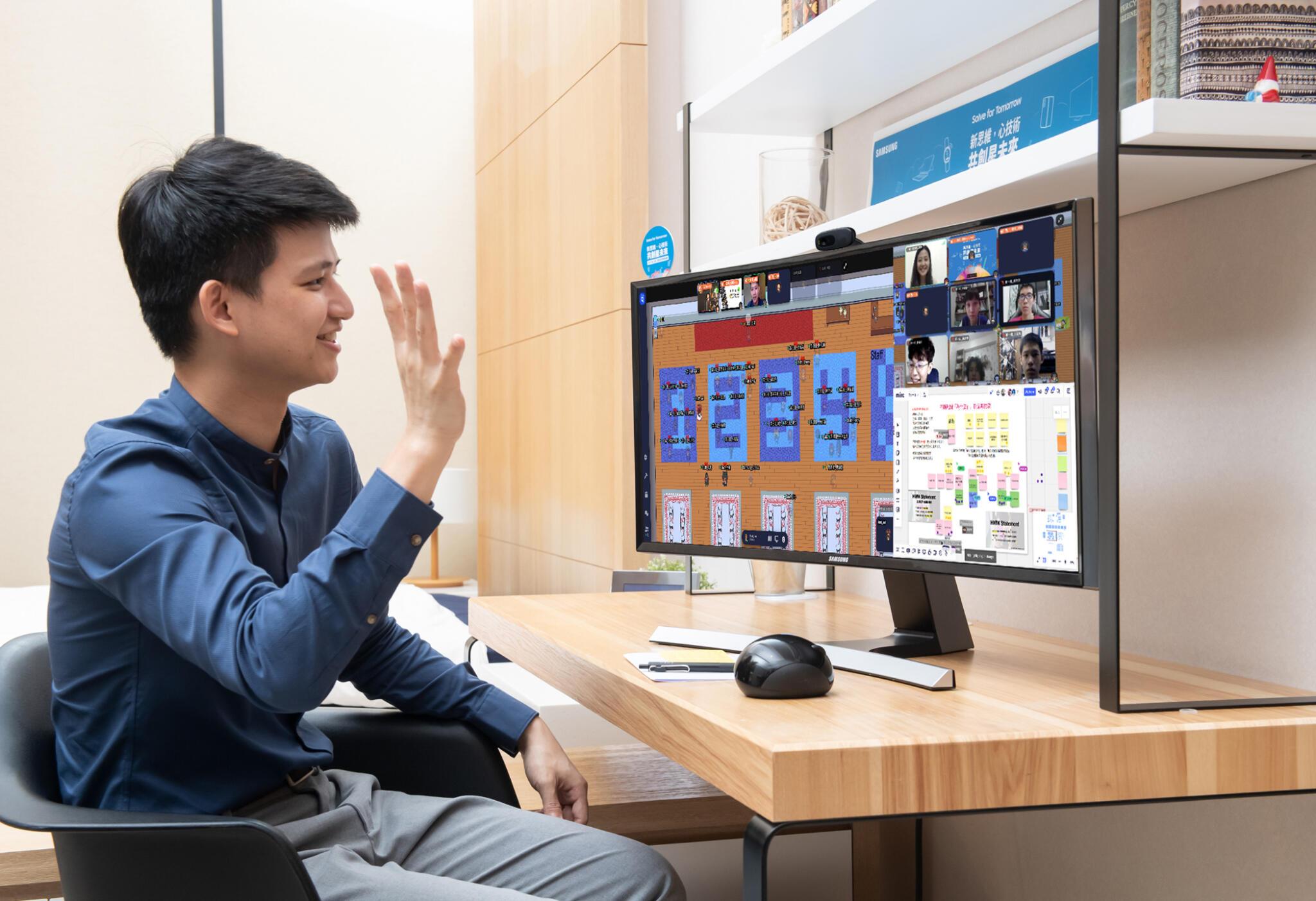 激戰!台灣三星電子「共創星未來」和聯發科技「智在家鄉」邁入競賽新階段