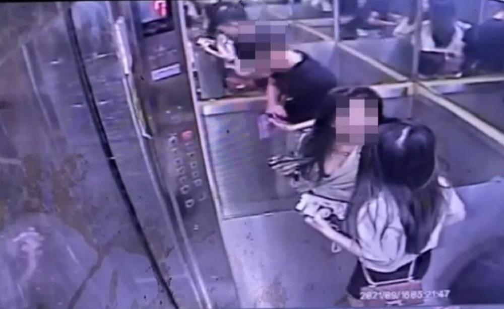 疑醉後電梯炫槍拉滑套 花蓮男北上找女友卻被警逮