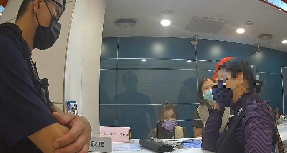 為假韓國練習生昏頭 52歲婦擬匯60萬元助國外生活