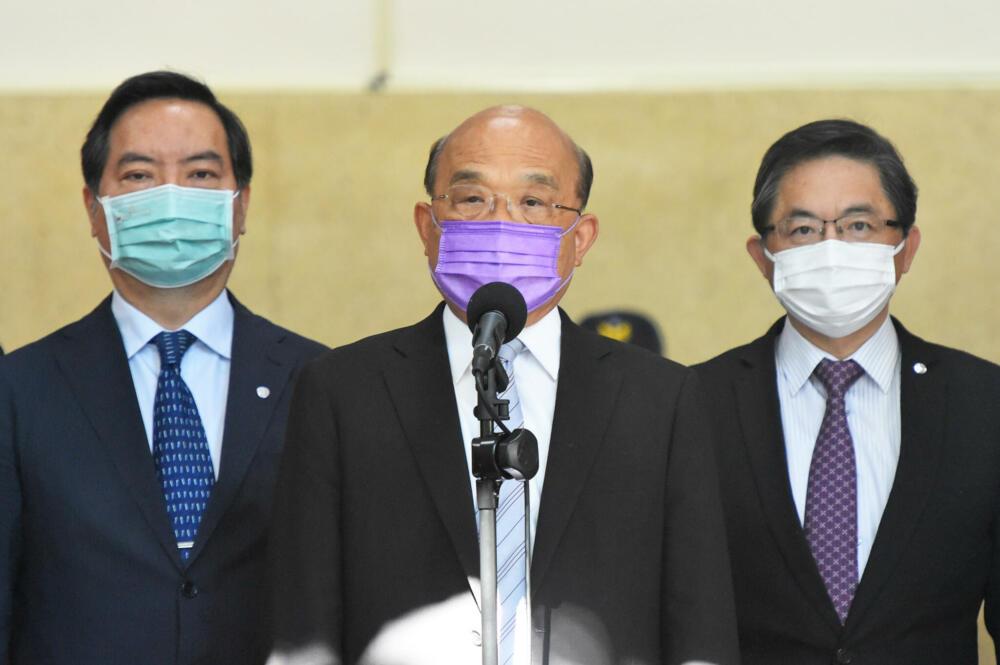 日本核食換加入CPTPP?蘇貞昌:不會以任何交換條件為前提