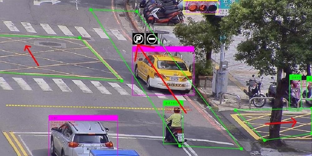 多功能AI智能監控系統 搶後疫情時代市場大餅
