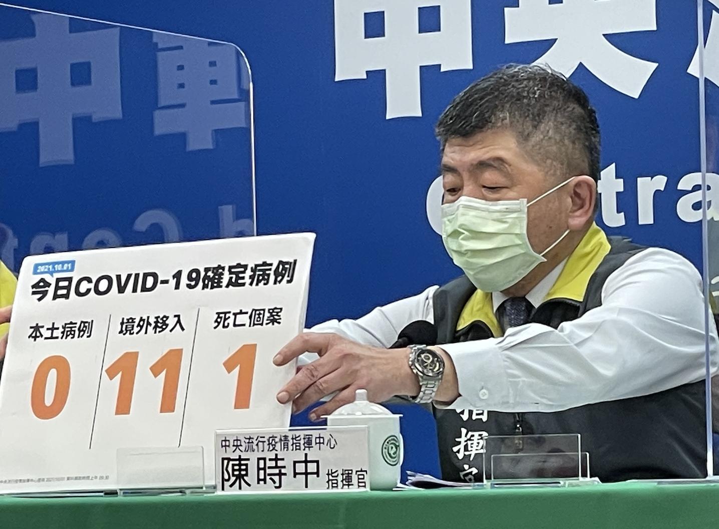 好日子還遠!疫苗單日打39萬人新高   但10月4日後「確定不降一級」