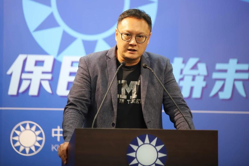 蔡其昌稱陳柏惟反對藍委提案買中國疫苗 鄭照新籲護航3Q也不能說謊