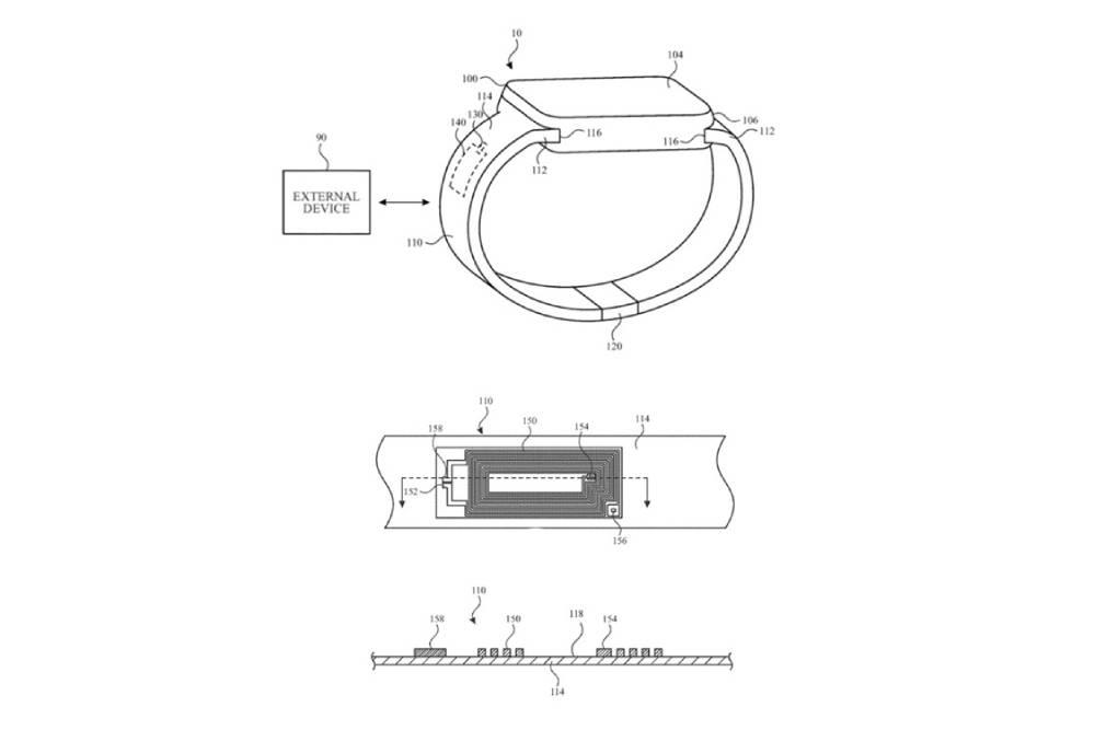 Apple Watch最新專利曝光!錶帶有望加入這兩功能不但更美觀還更強大