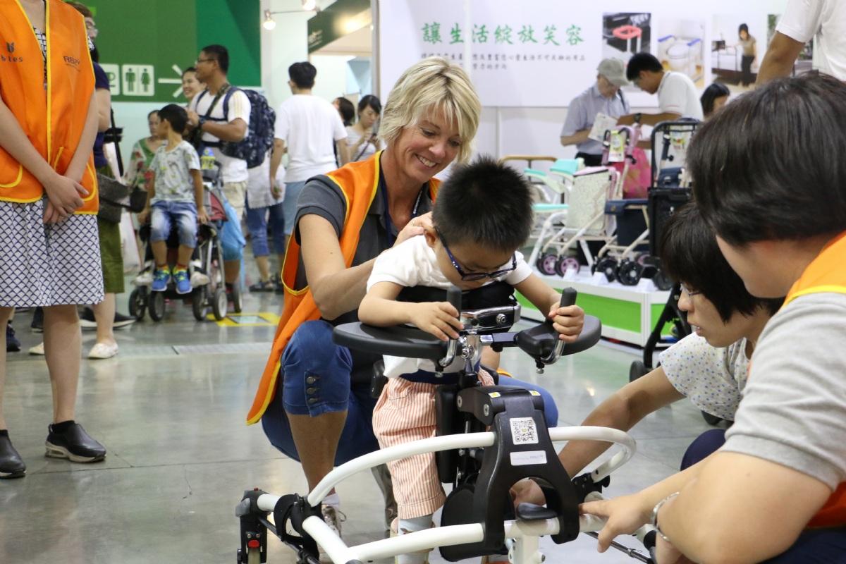 【謝柏宏專欄】從ATLife輔具大展看台灣輔具產業的軟實力