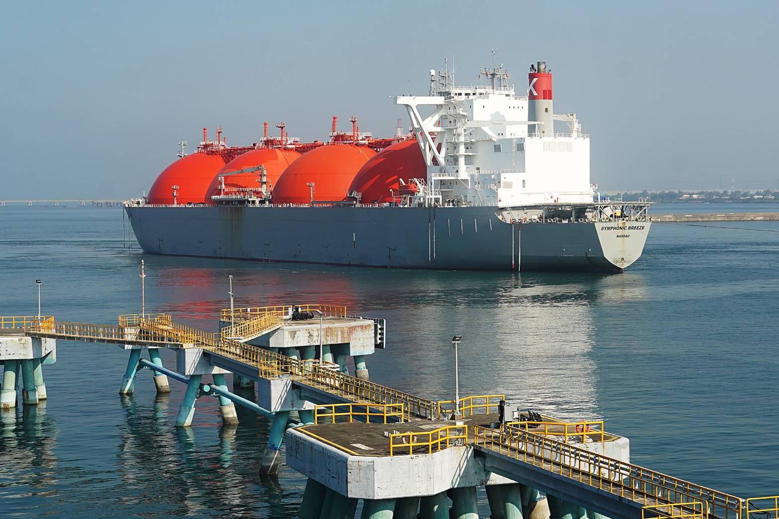 【有影】運氣臨門!中油參與天然氣開發案 未來可望提供國內穩定能源